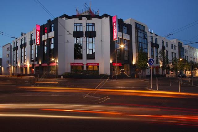 Hotel Mercure em Bordéus