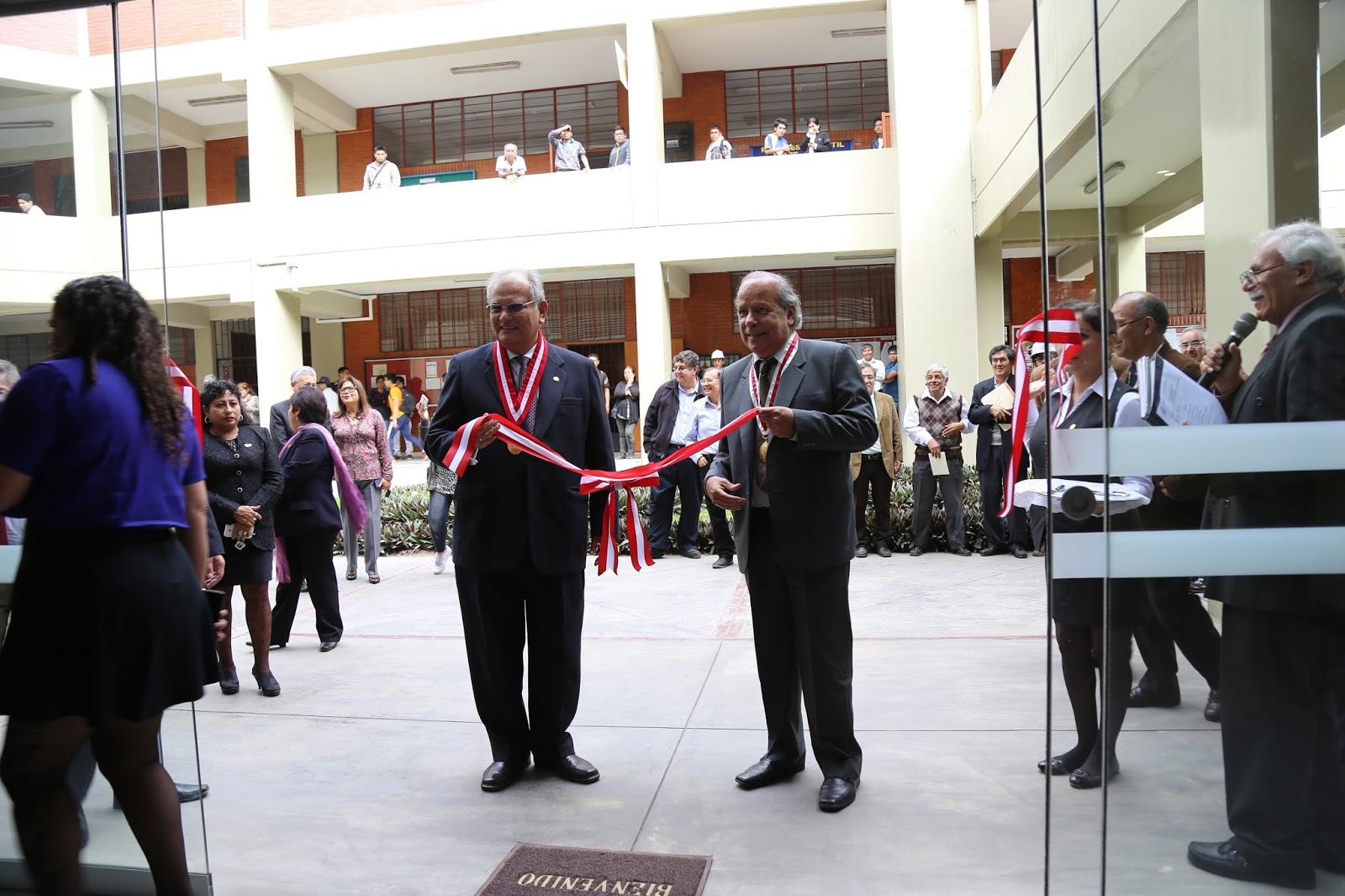FIEE inaugura Pabellón para facilidades académicas de los docentes
