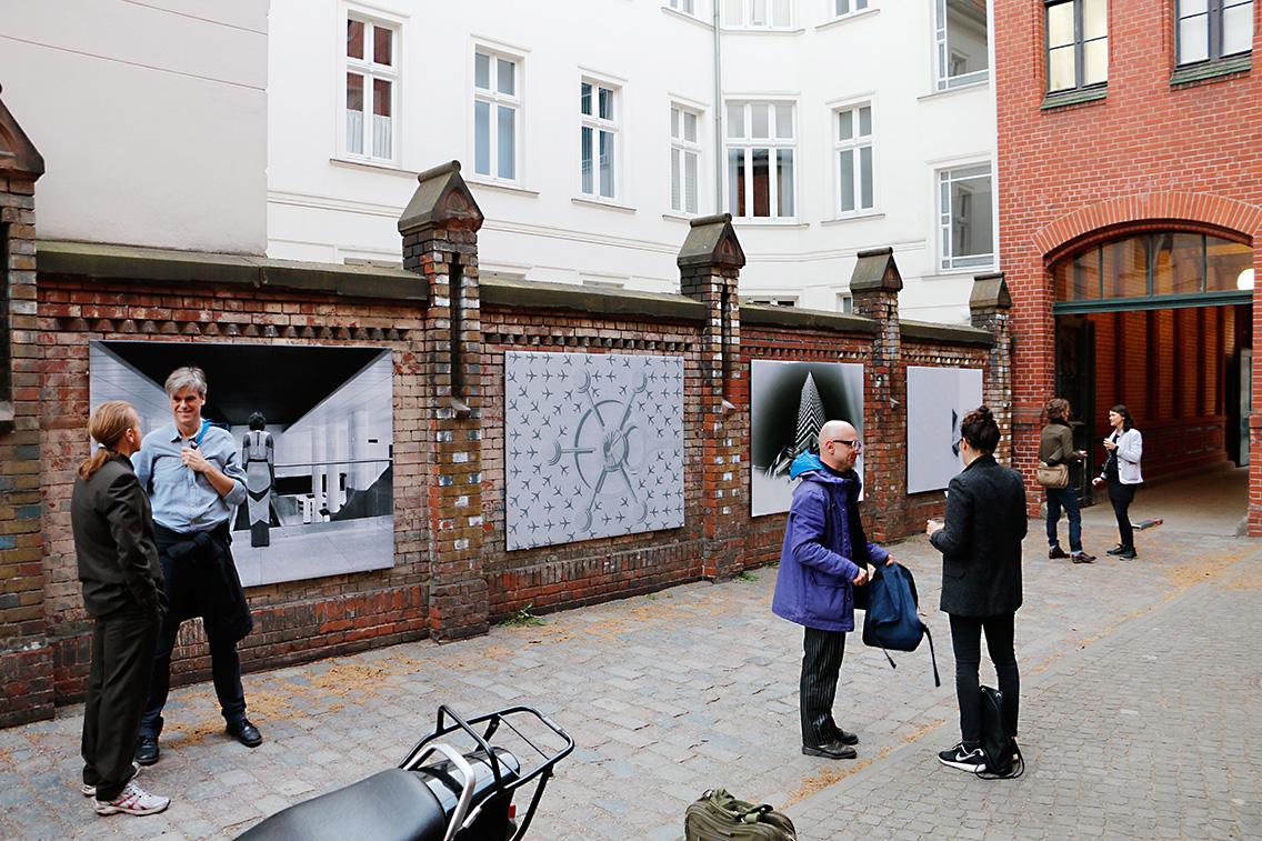 SCISSORELLA: NEUE HEIMAT in der galerie weißer elefant, Berlin - Die ...