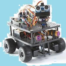 Robotics with Raspberry PI