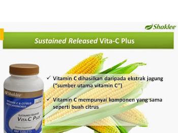 Mengapa Vitamin C Diekstrak Dari Jagung?