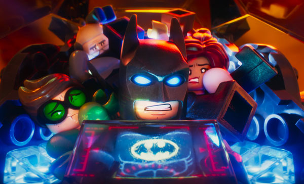 Review: THE LEGO BATMAN MOVIE (2017)