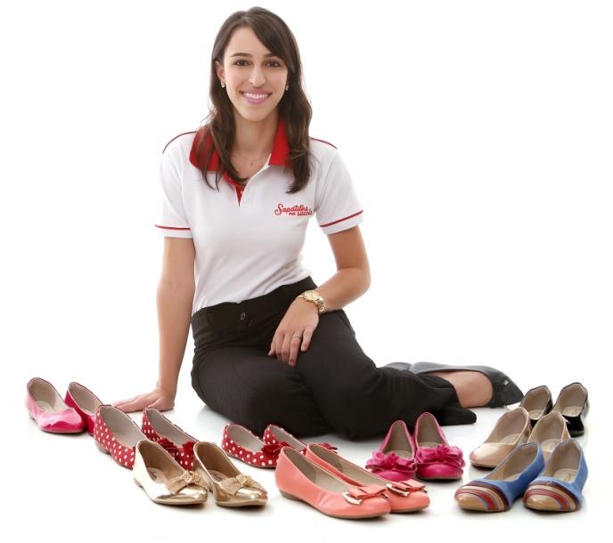 Microfranquia de sapatos fatura R$ 16 mil por mês com vendas diretas