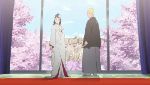 Naruto Wedding