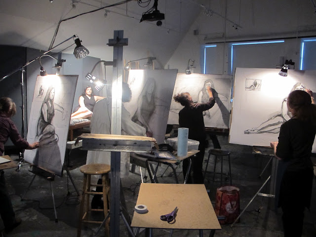 Michael Lane, Seattle Atelier, Michael Lane Seattle Artist