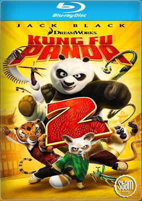 Kung Fu Panda 2 [2011] [BD25] [Latino]