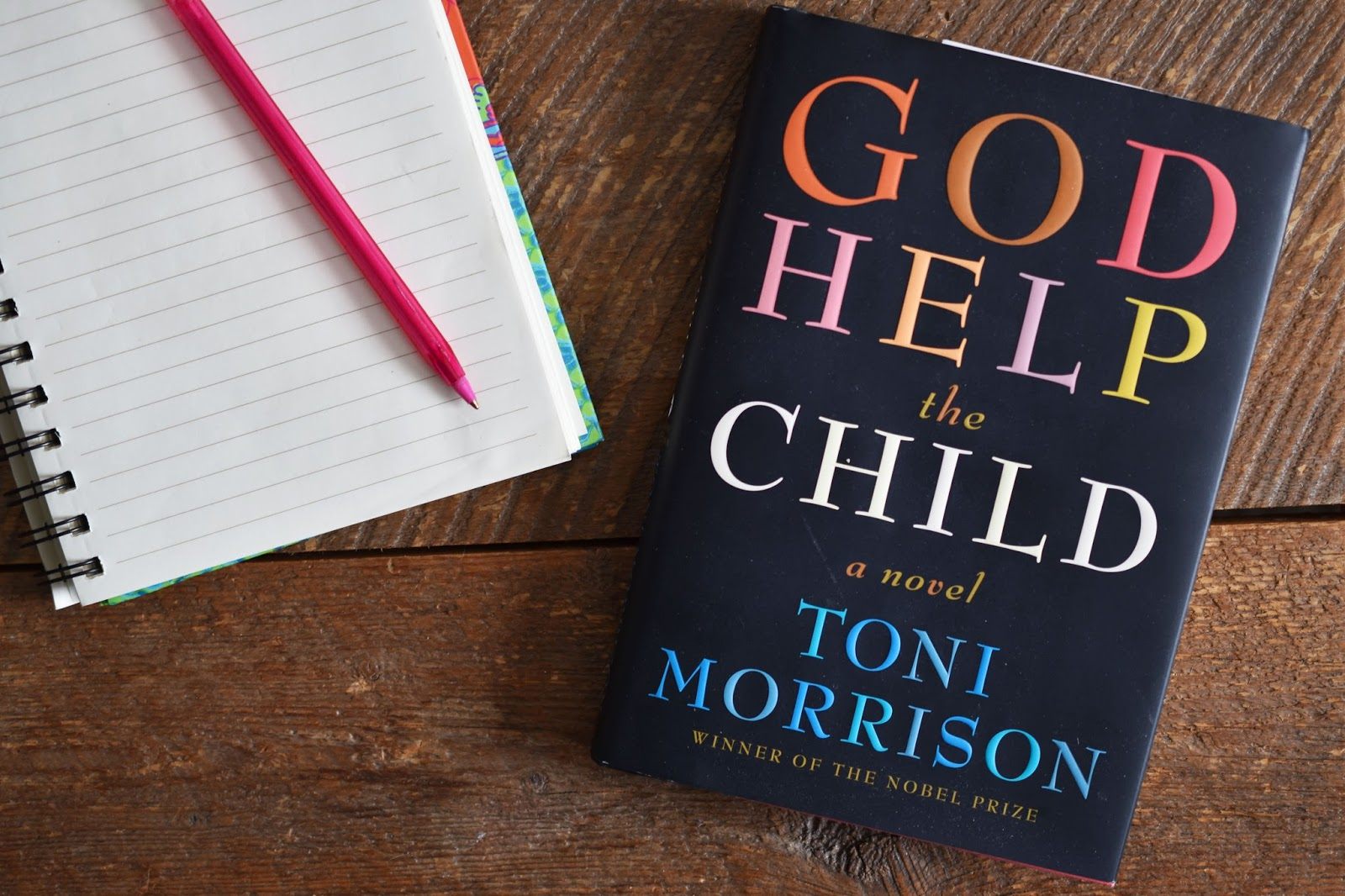 an analysis of the novel god help the child by toni morrison Interview: toni morrison, author of 'god help the child' it's not profound regret, morrison tells fresh air her latest novel, god help the child.