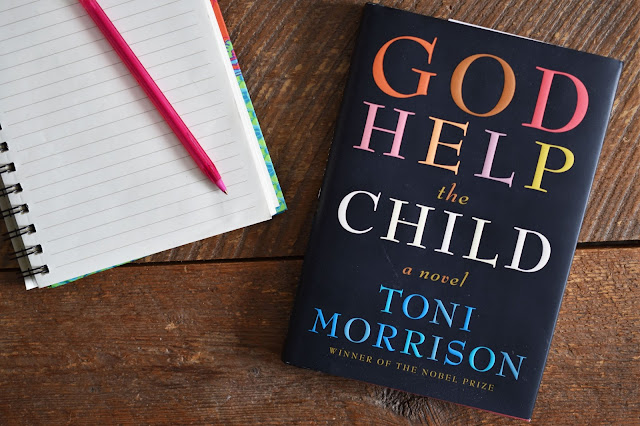 Book Review - God Help the Child by Pulitzer Prize-winning American author Toni Morrison