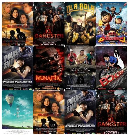 10 Filem Kutipan Tertinggi Malaysia (2018)