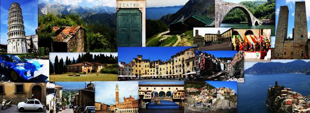 Ligurien und Toskana