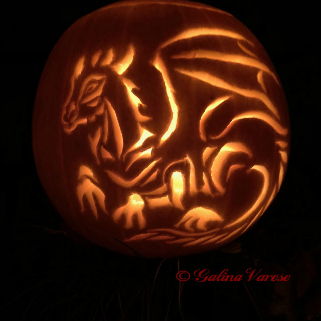 carved pumpkin ideas