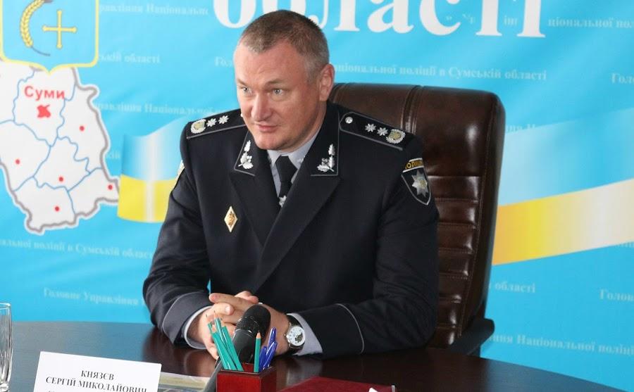 Полиция Украины задержала лиц, подозреваемых в убийстве бывшего директора «Укрспирта»