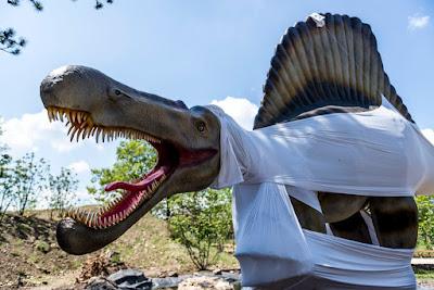 dinópark, őslénypart, paleontológia, szórakozás, tudomány, Tyrannosaurus Rex, Veszprém,