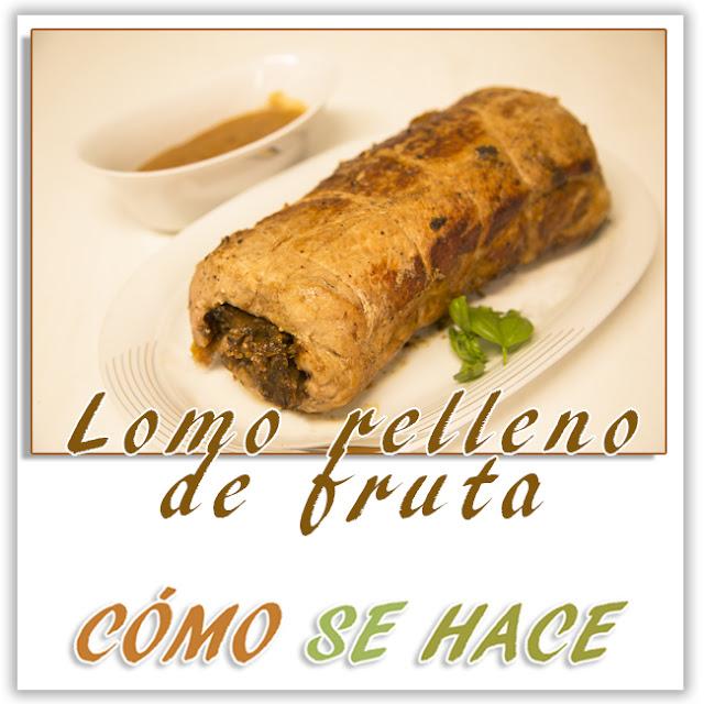 LOMO RELLENO DE...