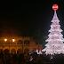 Coca-Cola inicia la Navidad con el encendido de su tradicional arbolito
