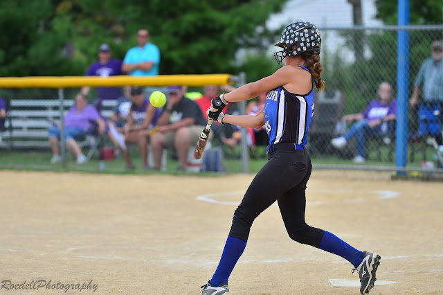 Ramage Delivers Five Hits to Germantown Hills Middle School Warriors Victory Over Morton 8-13-2018