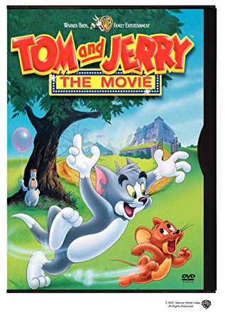 Tom and Jerry: The Movie (1992) Dual Audio Hindi 280MB WEB-DL 480p