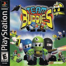 Team Buddies - PS1 - ISOs Download