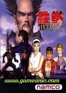 Tekken 2 Game