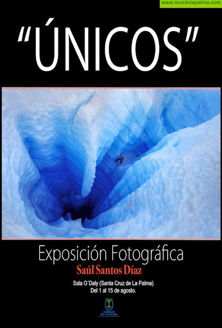 El Espacio de Arte O'Daly reabre sus puertas este sábado con una exposición del fotógrafo Saúl Santos