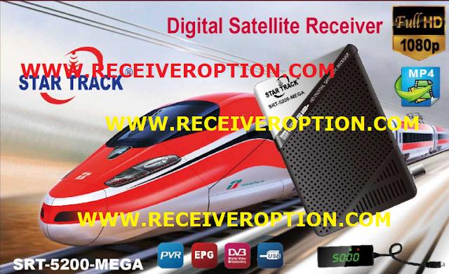 STAR TRACK SRT-5200-MEGA HD RECEIVER POWERVU KEY SOFTWARE NEW UPDATE
