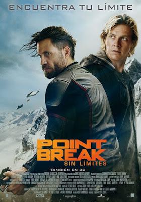 Point Break [2015] [NTSC/DVDR-Custom HD] Ingles, Subtitulos Español Latino