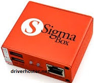 Sigma Box usb driver