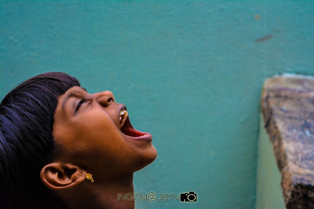 ketsiya,rains,mangalore,ingeniousty,girl