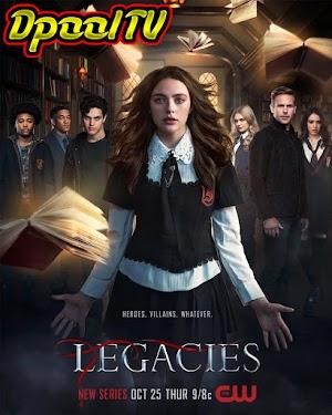 Legacies Serie Completa 1080p Latino MEGA