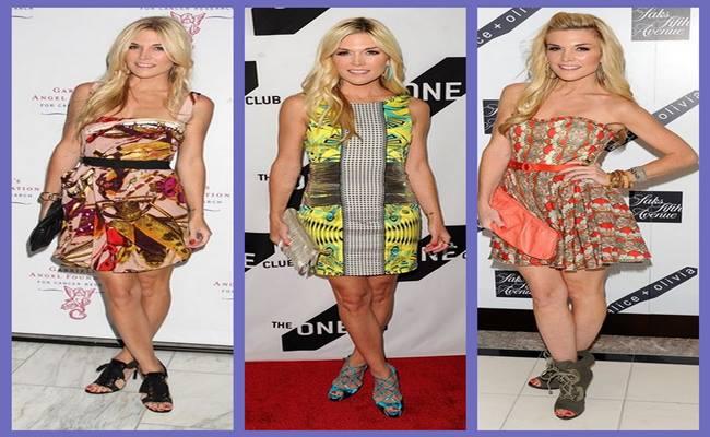Modelos de Vestidos Curtos para Festa (2016)
