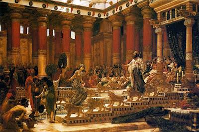 Мъдростта на цар Соломон