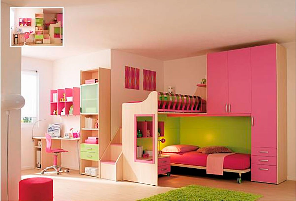 Dormitorios Color Rosa Para Ideas Para Decorar Disear Y Mejorar Tu Casa.
