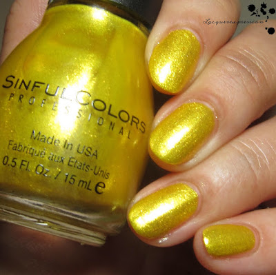 cash game nail polish swatch by sinfulcolors