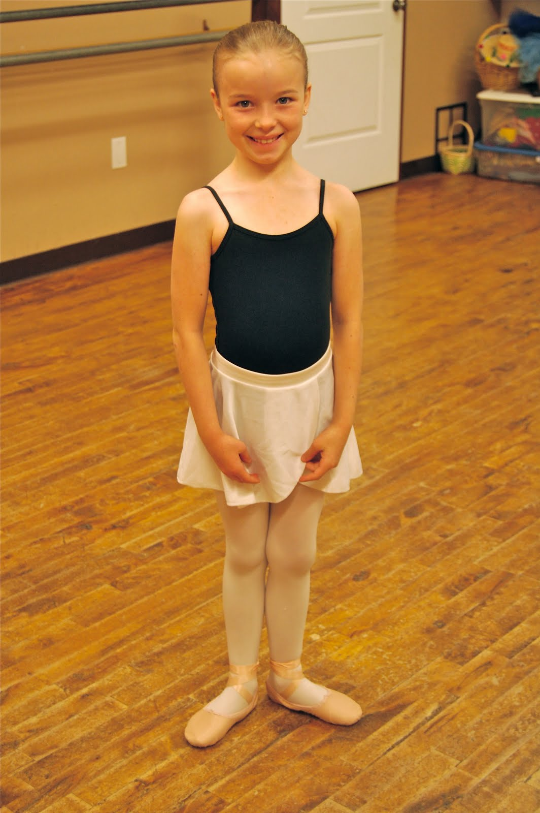 Blair's Blessings: Ballet Exams