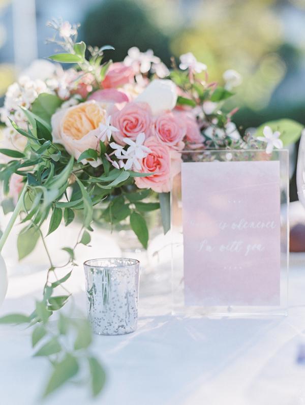 boda decorada en rosa y blanco chicanddeco