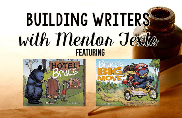 Check out this compare and contrast mentor text lesson using the always hilarious Mother Bruce series by Ryan T Higgins.  These compare and contrast lessons are perfect for small group reading or a whole class read aloud.  The charts can be used to compare texts as well as characters!  Click here to read more!