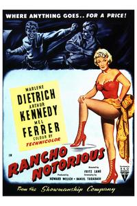 Watch Rancho Notorious Online Free in HD