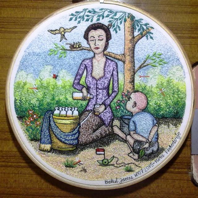 etnic embroidery art-bakul jamu 01