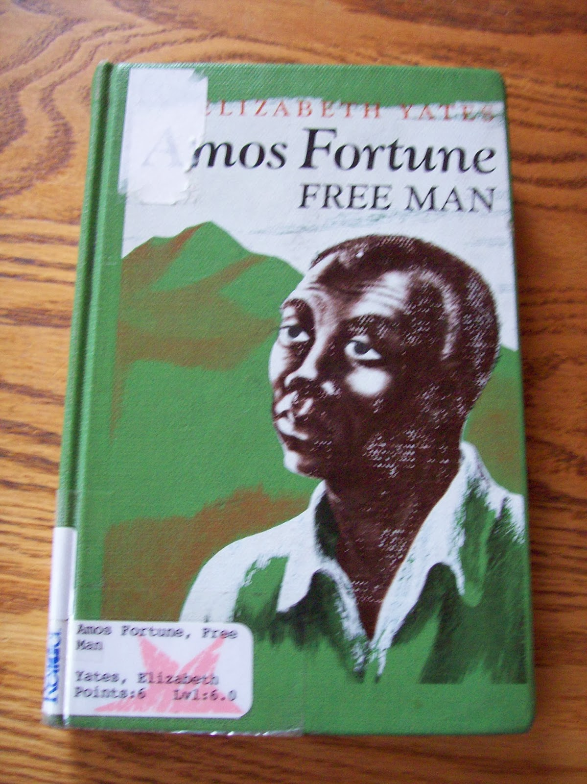 If the world could be like Amos Fortune, it would surely be a better place! Elizabeth  Yates' 1951 Newbery Medal winner, Amos Fortune, Free Man tells an ...
