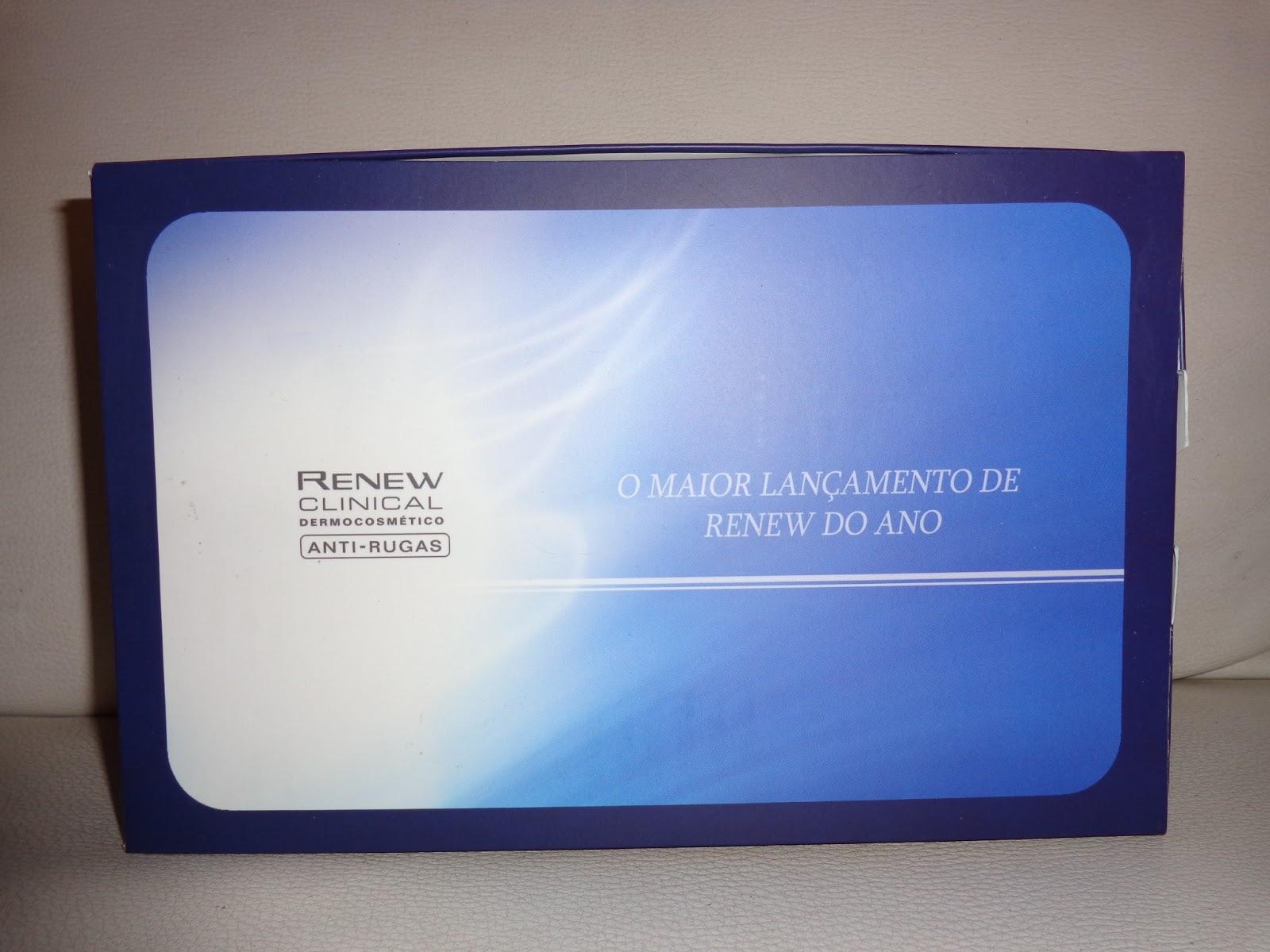 Renew Clinical Dermocosmetico Anti-rugas 0972b8b962