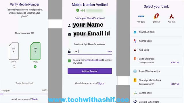 What is PhonePe UPI app and how to create an account on it?, phonepe, phonepe  upi