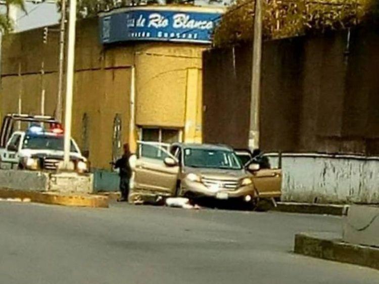 Video: Enfrentamiento en Veracruz deja dos sicarias y un sicario abatidos