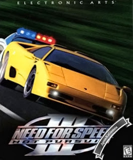 Need for Speed 3: Hot Pursuit Cover, Poster