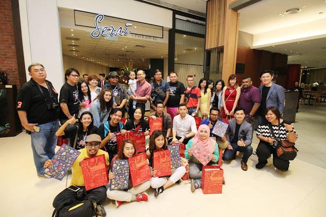 Blogger Malaysia x Thailand at Serai @ Pavilion KL