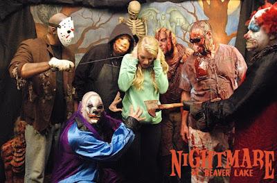 Nightmare at Beaver Lake - poster