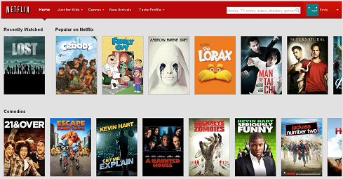 Emile's Tech Blog: How to get American Netflix in Canada on your PC