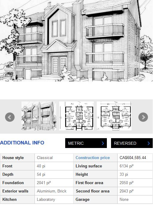 All Of These Are Low Rise, Walk Up Buildings, All Offer Similar Construction  Costs Per Square Foot To The House Models. So Theoretically, It Is  Certainly ...