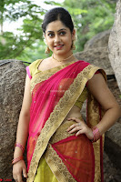 Actress Ronika in Red Saree ~  Exclusive celebrities galleries 042.JPG