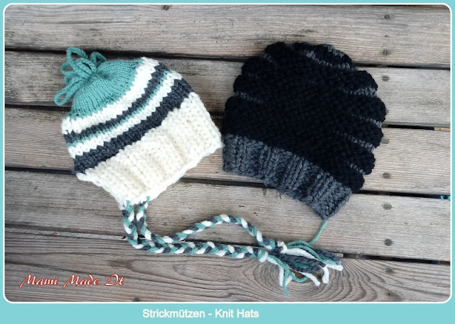 Knitted Hats by Mami Made It