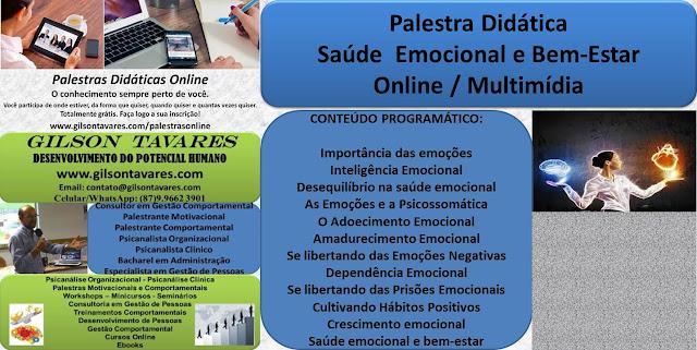 http://gilsontavares.blogspot.com.br/2018/03/palestra-didatica-online-saude.html